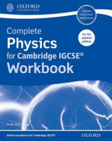 Omslag - Complete Physics for Cambridge IGCSE Workbook