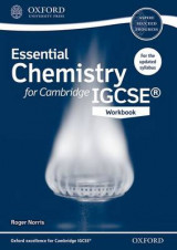 Omslag - Essential Chemistry for Cambridge IGCSE Workbook