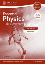 Omslag - Essential Physics for Cambridge IGCSE Workbook