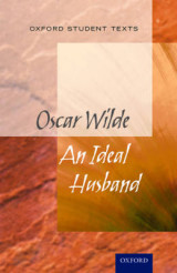 Omslag - Oxford Student Texts: An Ideal Husband