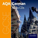 Omslag - AQA GCSE German: Audio CD Pack
