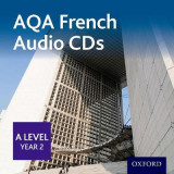 Omslag - AQA A Level Year 2 French