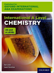 Oxford International AQA Examinations: International A Level Chemistry av Ted Lister og Janet Renshaw (Blandet mediaprodukt)
