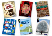 Oxford Reading Tree TreeTops inFact: Oxford Levels 18 to 20: Pack of 6 av Paul Harvey, Nick Hunter, Claire Llewellyn, Paul Mason og Isabel Thomas (Samlepakke)