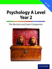 The Complete Companions: A Level Year 2 Psychology: The Revision and Exam Companion for AQA av Mike Cardwell, Clare Compton, Rob McIlveen, Rachel Moody og Joseph Sparks (Heftet)
