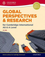 Omslag - Global Perspectives and Research for Cambridge International AS & A Level