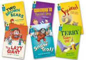 Oxford Reading Tree All Stars: Oxford Level 9: All Stars Pack 1a (Pack of 6) av Jonathan Emmett, Susan Gates, Ivan Jones, Margaret McAllister, Mary Ray og Martin Waddell (Samlepakke)
