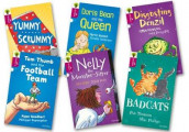 Oxford Reading Tree All Stars: Oxford Level 10: Pack 2a (Pack of 6) av Pippa Goodhart, Kes Gray, Tessa Krailing, Alan MacDonald, Pat Thomson og Martin Waddell (Samlepakke)