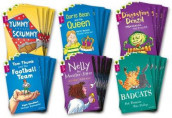 Oxford Reading Tree All Stars: Oxford Level 10: All Stars Pack 2a (Class pack of 36) av Pippa Goodhart, Kes Gray, Tessa Krailing, Alan MacDonald, Pat Thomson og Martin Waddell (Samlepakke)