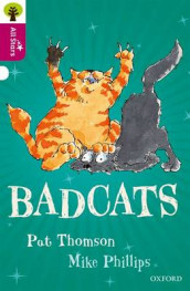 Oxford Reading Tree All Stars: Oxford Level 10 Badcats av Mike Phillips, Alison Sage og Pat Thomson (Heftet)