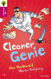 Oxford Reading Tree All Stars: Oxford Level 10 Cleaner Genie av Alan Macdonald og Alison Sage (Heftet)