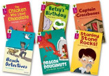 Omslag - Oxford Reading Tree All Stars: Oxford Level 10: Pack of 6 (2B)