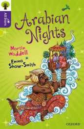 Oxford Reading Tree All Stars: Oxford Level 11 Arabian Nights av Alison Sage, Emma Shaw-Smith og Martin Waddell (Heftet)