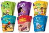 Omslag - Oxford Reading Tree All Stars: Oxford Level 11: Class Pack of 36 (3b)