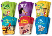 Oxford Reading Tree All Stars: Oxford Level 11: Class Pack of 36 (3b) av Jim Eldridge, Meg Harper, Teresa Heapy, Claire O'Brien, Kate Scott og Debbie White (Samlepakke)