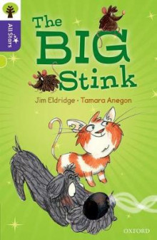 Oxford Reading Tree All Stars: Oxford Level 11: The Big Stink av Jim Eldridge (Heftet)