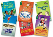 Oxford Reading Tree All Stars: Oxford Level 12                : Pack of 6 (4) av Jo Cotterill, Cas Lester, Dan Metcalf, Tamsyn Murray, Ali Sparkes og Nick Ward (Samlepakke)