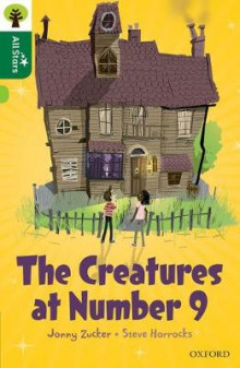 Oxford Reading Tree All Stars: Oxford Level 12                : The Creatures at Number 9 av Jonny Zucker (Heftet)