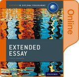 Omslag - Extended Essay Online Course Book: Oxford IB Diploma Programme