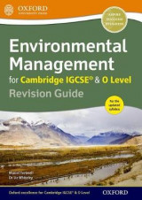 Omslag - Environmental Management for Cambridge IGCSE & O Level Revision Guide