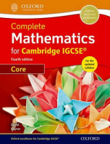 Omslag - Complete Mathematics for Cambridge IGCSE Student Book