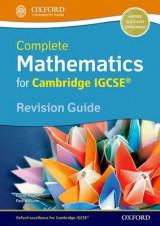 Omslag - Complete Mathematics for Cambridge IGCSE Revision Guide (Core & Extended)