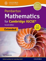 Omslag - Pemberton Mathematics for Cambridge IGCSE: Student Book