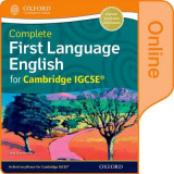 Omslag - Complete First Language English for Cambridge IGCSE