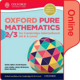 Omslag - Mathematics for Cambridge International AS and A Level: Pure Mathematics 2 & 3