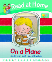 Read at Home: First Experiences: on a Plane av Roderick Hunt og Annemarie Young (Innbundet)