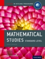 Omslag - IB Mathematical Studies SL Course Book: Oxford IB Diploma Programme