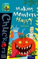 Oxford Reading Tree TreeTops Chucklers: Level 9: Making Monsters Happy av Susan Gates (Heftet)