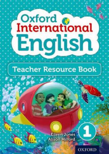 Oxford International English Teacher Resource Book 1 av Eileen Jones og Alison Milford (Blandet mediaprodukt)