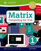 Omslag - Matrix Computing for 11-14: Student Book 1