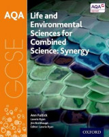 Omslag - AQA GCSE Combined Science (Synergy): Life and Environmental Sciences Student Book
