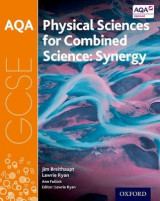 Omslag - AQA GCSE Combined Science (Synergy): Physical Sciences Student Book