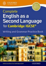 Omslag - Complete English as a Second Language for Cambridge IGCSE Writing and Grammar Practice Book: Practice book