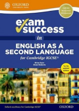 Omslag - Exam Success in English as a Second Language for Cambridge IGCSE: Cambridge IGCSE