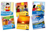 Omslag - Oxford Reading Tree Explore with Biff, Chip and Kipper: Oxford Level 1+: Mixed Pack of 6