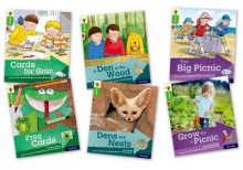 Oxford Reading Tree Explore with Biff, Chip and Kipper: Oxford Level 2: Mixed Pack of 6 av Roderick Hunt, Paul Shipton, Anna Harris, Catherine Baker og Suzannah Beddoes (Samlepakke)