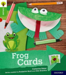 Oxford Reading Tree Explore with Biff, Chip and Kipper: Oxford Level 2: Frog Cards av Catherine Baker (Heftet)