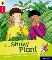Oxford Reading Tree Explore with Biff, Chip and Kipper: Oxford Level 4: The Stinky Plant av Paul Shipton (Heftet)
