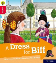 Oxford Reading Tree Explore with Biff, Chip and Kipper: Oxford Level 4: A Dress for Biff av Paul Shipton (Heftet)