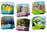 Omslag - Oxford Reading Tree Explore with Biff, Chip and Kipper: Level 5: Class Pack of 36