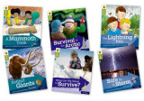 Omslag - Oxford Reading Tree Explore with Biff, Chip and Kipper: Oxford Level 7: Mixed Pack of 6