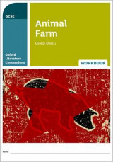 Omslag - Oxford Literature Companions: Animal Farm Workbook