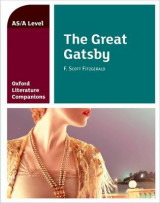 Omslag - Oxford Literature Companions: The Great Gatsby