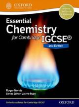 Omslag - Essential Chemistry for Cambridge IGCSE