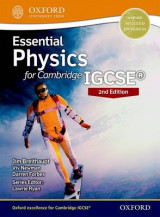 Omslag - Essential Physics for Cambridge IGCSE