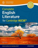 Omslag - Complete English Literature for Cambridge IGCSE
